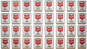 Andy Warhol's Soup Can Idiocy
