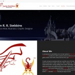 JustinStebbins.com - About Page